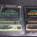 Videojuegos y Consolas: 'EDUCOMPUT'. APRENDE CÓMO PIENSA 1 ORDENADOR. MOVIBLE. 1981 - EXPLICADOS EN FORMA DE JUEGO. Lote 125088835