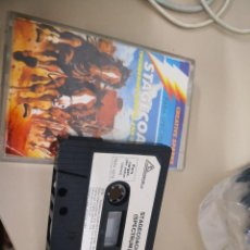 Videojuegos y Consolas: JUEGO EN CINTA CASSETTE PARA SPECTRUM STAGECOACH. Lote 128586027