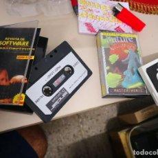 Videojuegos y Consolas: 2 CINTAS CASSETTE SPECTRUM - REVISTA DE SOFTWARE VIDEOSPECTRUM Nº 4 Y FUTURE GAMES MASTERTRONIC. Lote 128586715