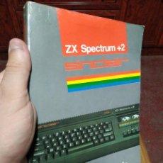 Videojuegos y Consolas: LIBRO ZX SPECTRUM +2. Lote 130804548