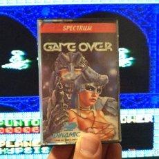 Videojuegos y Consolas: GAME OVER SPECTRUM TESTEADO. Lote 130874016