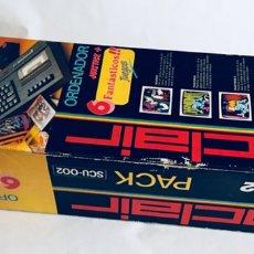 Videojuegos y Consolas: NUEVO SINCLAIR ORDENADOR ZX SPECTRUM +2 PACK + JOYSTICK Y 6 FANTÁSTICOS JUEGOS. Lote 131230035
