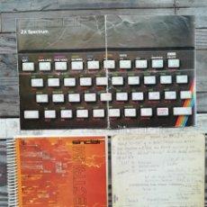 Videojuegos y Consolas: SPECTRUM SINCLAIR ZX BASIC PROGRAMMING. Lote 132078369