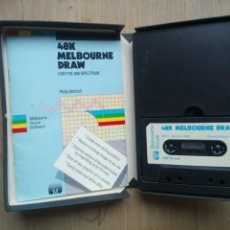 Videojuegos y Consolas: SPECTRUM MELBOURNE DRAW. Lote 132078431