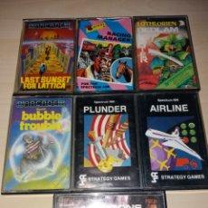 Videojuegos y Consolas: LOTE DE JUEGOS PARA SINCLAIR ZX SPECTRUM. Lote 132654427