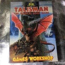 Videojuegos y Consolas: JUEGO DE SPECTRUM TALISMAN THE MAGICAL QUEST GAME - GAMES WORKSHOP - WARHAMMER . Lote 132779370