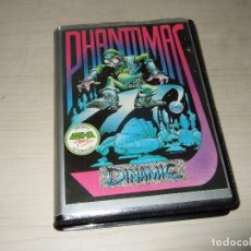 Videojuegos y Consolas: VIDEOJUEGO SPECTRUM PHANTOMAS DINAMIC (ESTUCHE). Lote 132960546
