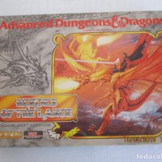 Videojuegos y Consolas: ADVANCED DUNGEONS DRAGONS, HEROES OF THE LANCE, SPECTRUM . Lote 132995670
