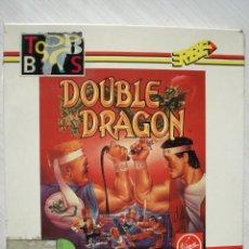Videojuegos y Consolas: RARA VERSIÓN CAJA DE CARTÓN DOUBLE DRAGON VIRGIN GAMES ERBE SOFTWARE EDICIÓN ESPAÑOLA SPECTRUM 1991. Lote 133024786