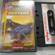 Videojuegos y Consolas: TANK BUSTERS - SPECTRUM. Lote 133147742
