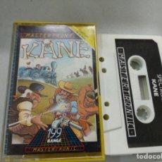 Jeux Vidéo et Consoles: KANE - SPECTRUM. Lote 133148162