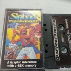 Videojuegos y Consolas: SINBAD SIMBAD - SPECTRUM. Lote 133149174
