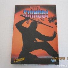 Videojuegos y Consolas: JUEGO SHINOBI SPECTRUM EDICIÓN ESPAÑOLA. CASSETTE CASETE AÑO 1989. Lote 133193814