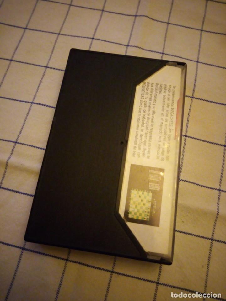 Videojuegos y Consolas: Juego megachess, sepctrum. Amstrad cassette. - Foto 3 - 133708410
