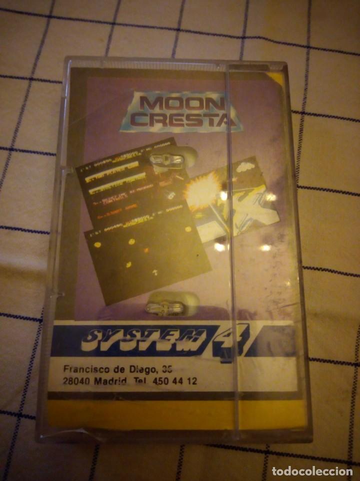 Videojuegos y Consolas: Juego morón cresta. sepctrum. Amstrad cassette. - Foto 2 - 133716650