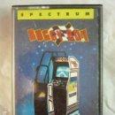 Videojuegos y Consolas: BUGGY BOY - SPECTRUM - ELITE 1988 - CINTA CASSETTE. Lote 133719358