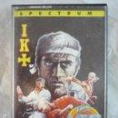 Videojuegos y Consolas: CAJA IK+ - INTERIOR JACK THE NIPPER II - SPECTRUM - CINTA CASSETTE. Lote 133721158