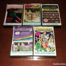 Videojuegos y Consolas: LOTE LOAD 'N' RUN SPECTRUM. Lote 133856466