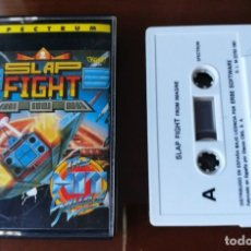Videojuegos y Consolas: SLAP FIGHT TESTEADO SPECTRUM. Lote 134040894
