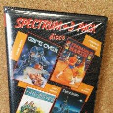 Videojuegos y Consolas: SPECTRUM +3 PACK DISCO DINAMIC . Lote 135118682