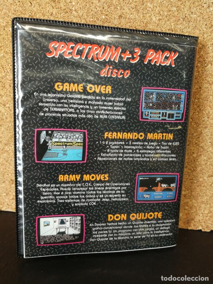 Videojuegos y Consolas: SPECTRUM +3 PACK DISCO DINAMIC - Foto 2 - 135118682