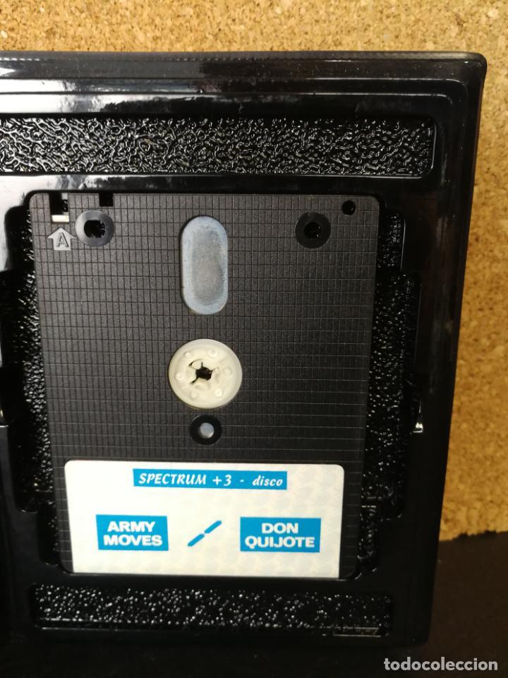 Videojuegos y Consolas: SPECTRUM +3 PACK DISCO DINAMIC - Foto 5 - 135118682