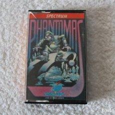 Videojuegos y Consolas: SPECTRUM. PHANTOMAS I (DINAMIC) - SPECTRUM 48 K. Lote 136020550