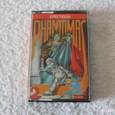 Videojuegos y Consolas: SPECTRUM. PHANTOMAS II (DINAMIC) - SPECTRUM 48 K. Lote 136020686