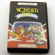 Videojogos e Consolas: SPECTRUM - WONDER BOY - SEGA - 1987 - ACTIVISION - PROEIN. Lote 136150118