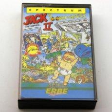 Videojogos e Consolas: SPECTRUM - JACK THE NIPPER II - GREMLIN - ERBE - 1986. Lote 136152710