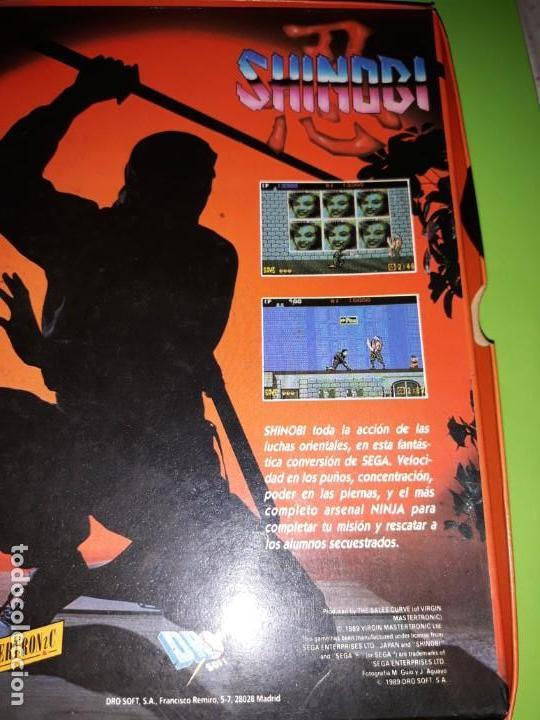 Videojuegos y Consolas: shinobi Spectrum - Foto 2 - 137813386