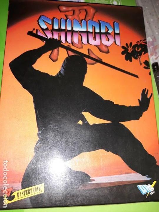 SHINOBI SPECTRUM (Juguetes - Videojuegos y Consolas - Spectrum)