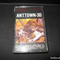 Videojuegos y Consolas: ANTTOWN 3D SINCLAIR SPECTRUM. Lote 137992162