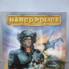 Videojuegos y Consolas: NARCO POLICE SPECTRUM DINAMIC NARCO POLICE COMPLETO CAJA DE CARTÓN NUEVO A ESTRENAR. Lote 138650010