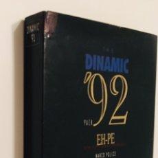 Videojuegos y Consolas: THE DINAMIC PACK '92 [DINAMIC] 1991 DRO SOFT [ZX SPECTRUM] HAMMERBOY,TEMPLOS SAGRADOS,MEGAPHOENIX. Lote 139231896