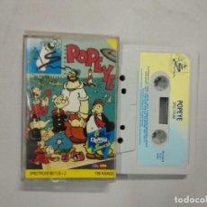 Videojuegos y Consolas: POPEYE - SPECTRUM. Lote 140378262