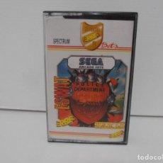 Jeux Vidéo et Consoles: JUEGO CINTA SPECTRUM E. SWAT, SEGA ERBE. Lote 140864254