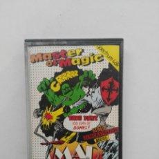 Videogiochi e Consoli: ZX SPECTRUM CASETE MASTER OF MAGIC. Lote 140912682