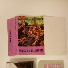 Videojuegos y Consolas: PANICO EN EL EXPRESS. JUEGO DEL SPECTRUM 48K. SOFTWARE MAGAZINE. SINCLAIR.. Lote 141147286