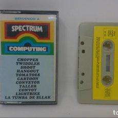 Videojuegos y Consolas: SPECTRUM COMPUTING ZX Nº3 . Lote 141758282