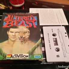 Videojuegos y Consolas: ALTERED BEAST TESTEADO SPECTRUM. Lote 143320518
