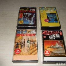 Videojuegos y Consolas: LOTE VIDEOJUEGO SPECTRUM SOFT SOFTWARE. Lote 143932998