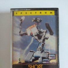 Videojuegos y Consolas: JUEGO/SHORT CIRCUIT/ SPECTRUM/ERBE SOFTWARE. Lote 144000838
