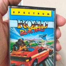 Videojuegos y Consolas: ROAD BLASTERS [US GOLD] 1988 ATARI GAMES / ERBE SOFTWARE [ZX SPECTRUM]. Lote 144439302
