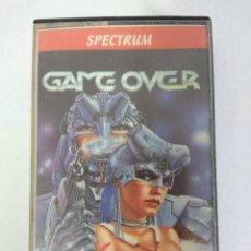 Videojuegos y Consolas: JUEGO/GAME OVER/ SPECTRUM/DYNAMIC SOFTWARE. Lote 144752418