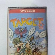 Videojuegos y Consolas: JUEGO/TARGET/ SPECTRUM/DINAMIC SOFTWARE . Lote 144752690
