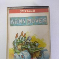 Videojuegos y Consolas: JUEGO/ARMY MOVES/ SPECTRUM/DINAMIC SOFTWARE . Lote 144752934