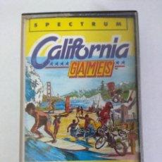 Videojuegos y Consolas: JUEGO/CALIFORNIA GAMES/SPECTRUM/ERBE SOFTWARE.. Lote 144753270