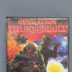Videojuegos y Consolas: JUEGO OPERATION THUNDERBOLT. SPECTRUM. ERBE. Lote 145524686