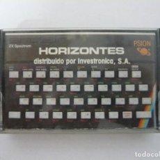 Videojuegos y Consolas: HORIZONTES / SINCLAIR ZX SPECTRUM / CASSETTE. Lote 145525534